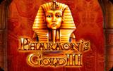 Видео-слот Pharaoh's Gold III
