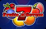 Видео-слот Fruits and Sevens