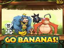 Игровой аппарат Вперед Бананы!