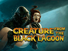 Игровой автомат Чудовище Из Черной Лагуны