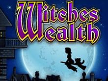 Игровой автомат Богатство Ведьм